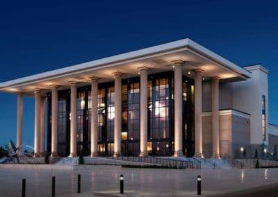 The Armstrong Auditorium | Edmund, OK