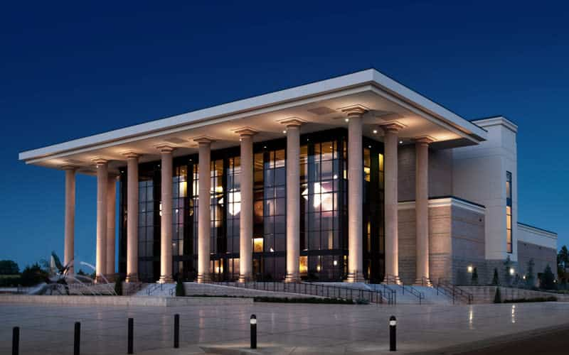 The Armstrong Auditorium   Edmund, OK 3