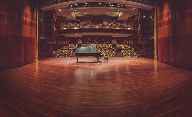 The Armstrong Auditorium   Edmund, OK 4