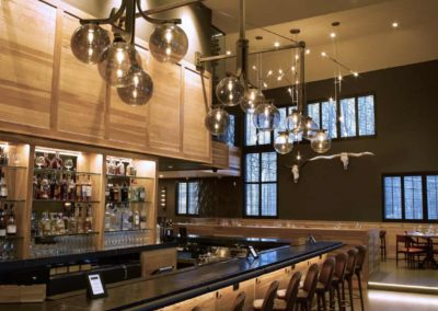 PTY Lighting - American Cut Restaurant - Englewood New Jersey - Public Spaces (2)