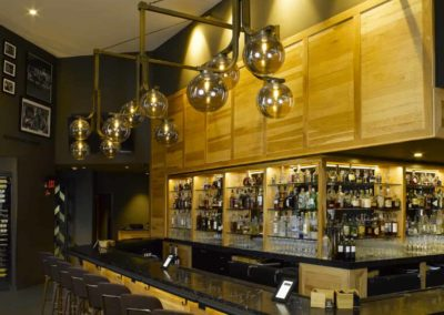 PTY Lighting - American Cut Restaurant - Englewood New Jersey - Public Spaces (4)