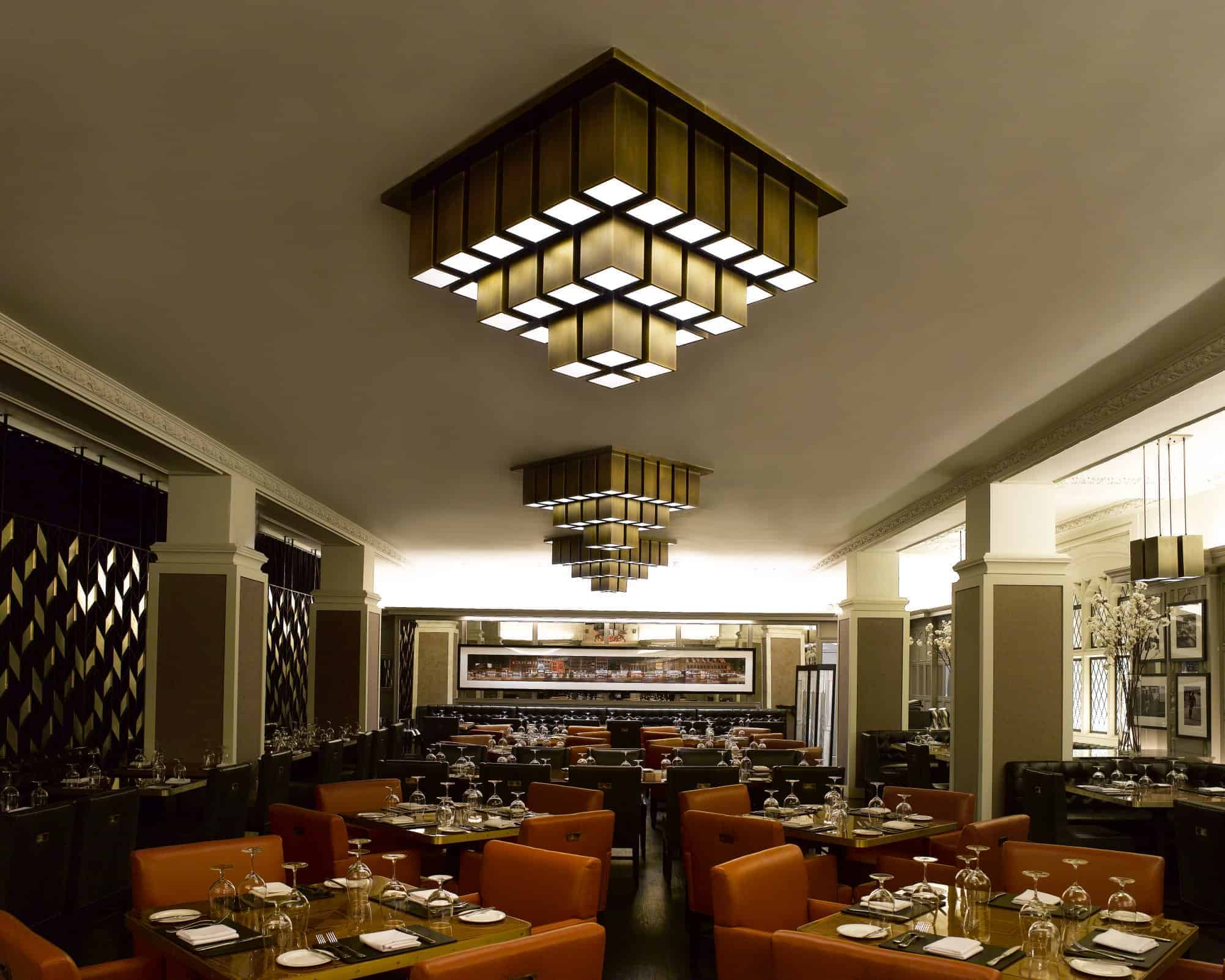 American cut restaurant midtown new york ny pty lighting for American cuisine new york