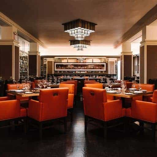 American cut restaurant midtown new york ny pty lighting for American cuisine in nyc