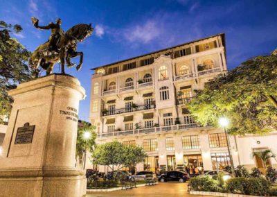 PTY Lighting - American Trade Hotel and Hall - Panama City Panama (3)