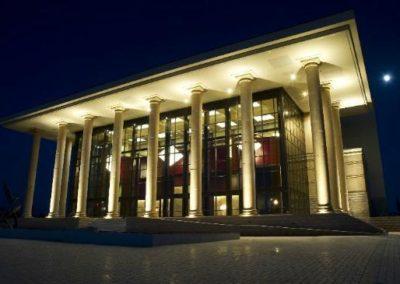 PTY Lighting - Armstrong Auditorium - Edmund Oklahoma (1)