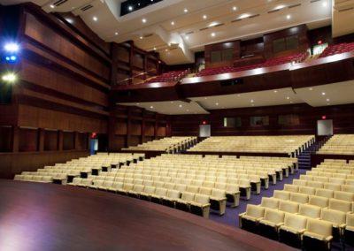 PTY Lighting - Armstrong Auditorium - Edmund Oklahoma (2)