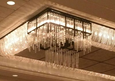 PTY Lighting - Brooklyn Bridge Marriott - Public Spaces (1)