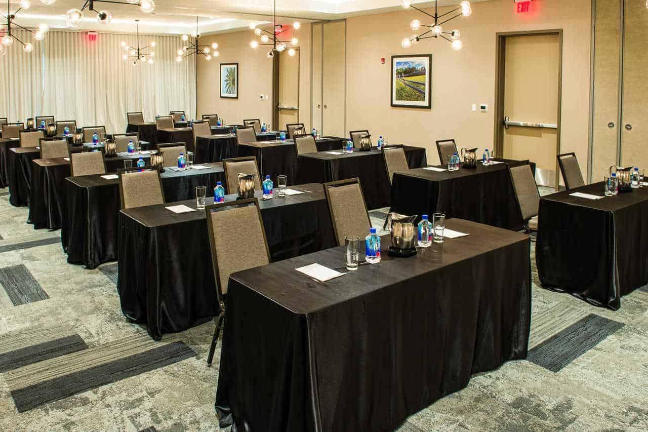 Hotel Programs: Guestrooms and Public Spaces – Cambria Suites, Texas 12