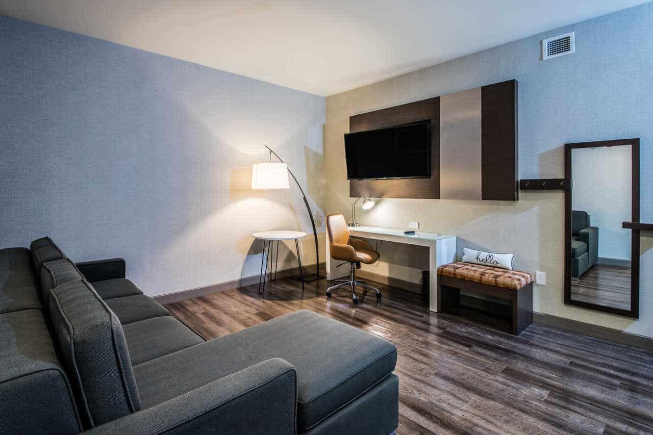 Hotel Programs: Guestrooms and Public Spaces – Cambria Suites, Texas 7