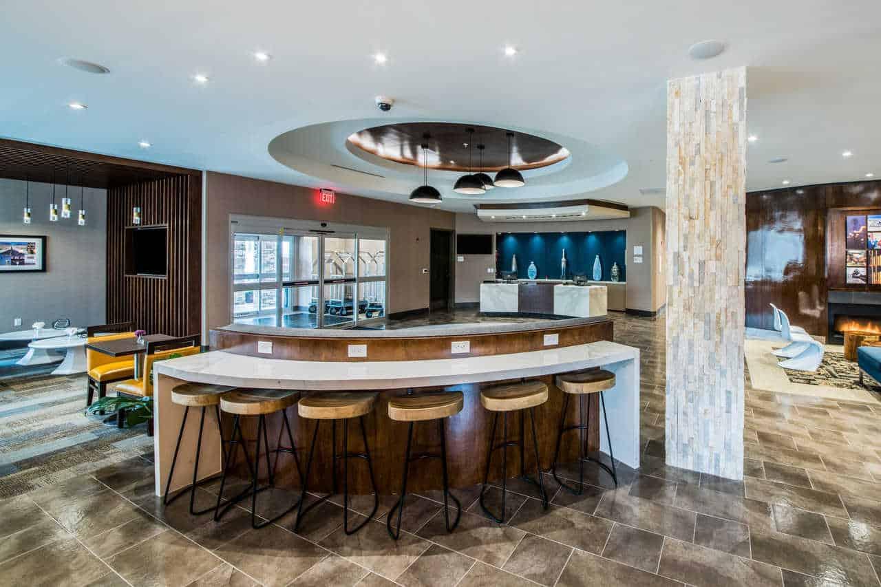 Hotel Programs: Guestrooms and Public Spaces – Cambria Suites, Texas 6