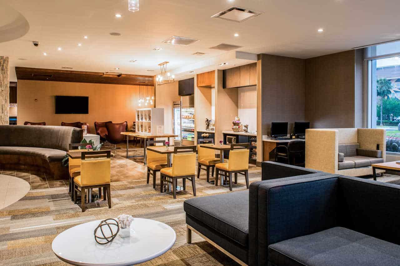 Hotel Programs: Guestrooms and Public Spaces – Cambria Suites, Texas 11