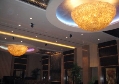 PTY Lighting - Four Points by Sheraton lighting (3)