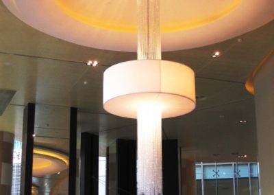 PTY Lighting - Four Points by Sheraton lighting (5)