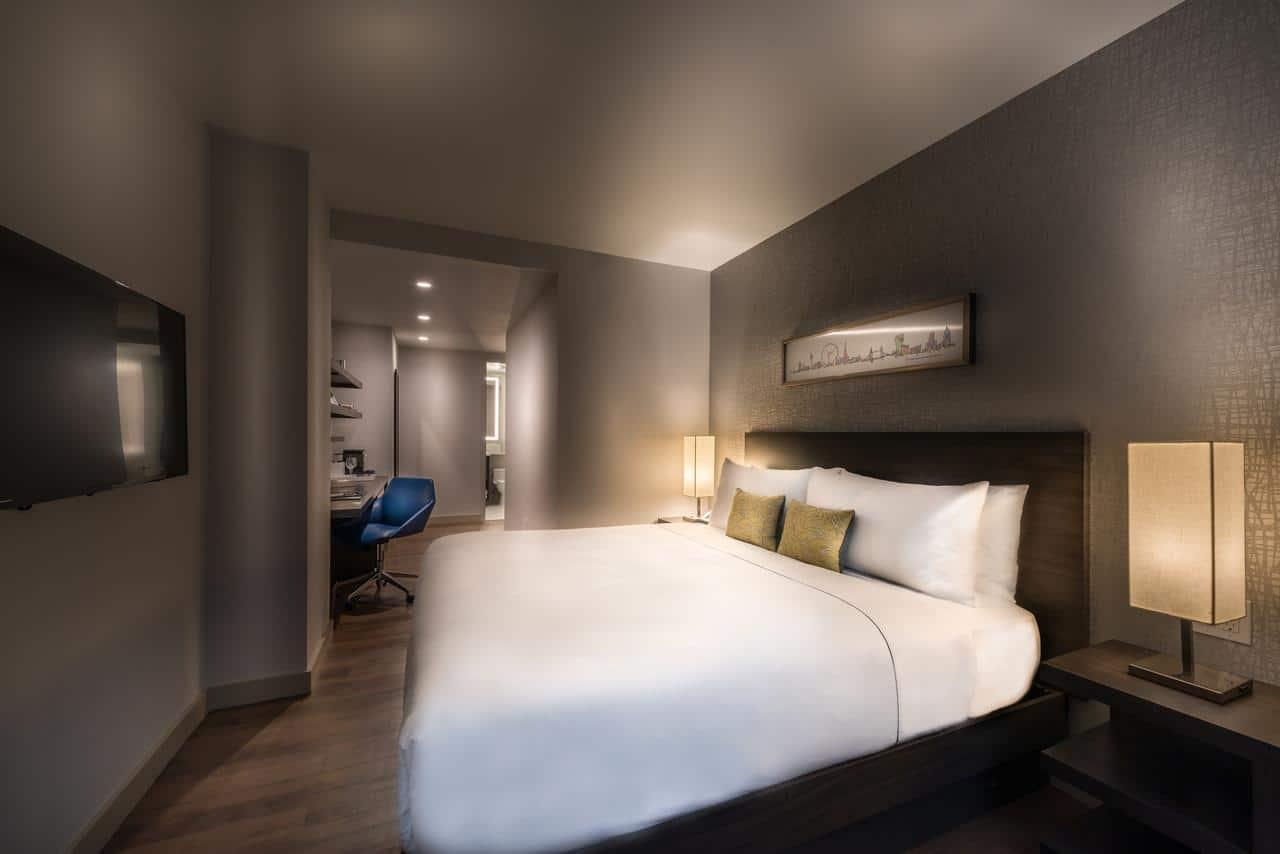 PTY Lighting's Custom Lights for The Bernic Hotel New York City 5