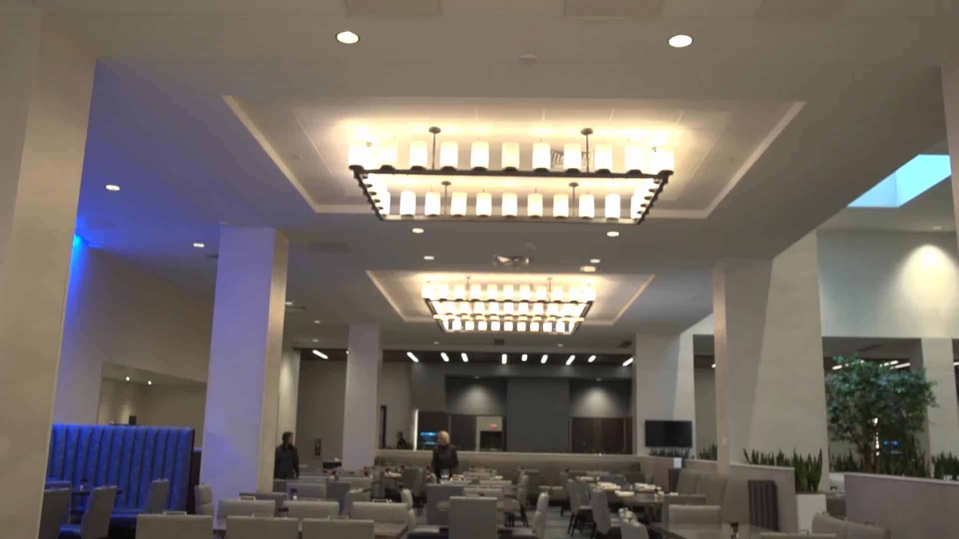 Hotel Reviews from PTY Lighting's Completed Custom Hotel Lighting Projects 5