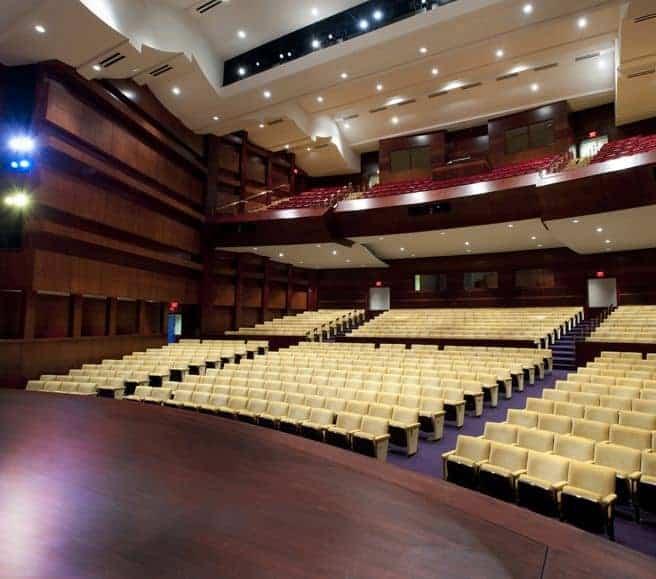 The Armstrong Auditorium   Edmund, OK 5