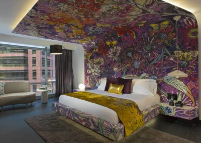 W Hotel | Bogota, Columbia