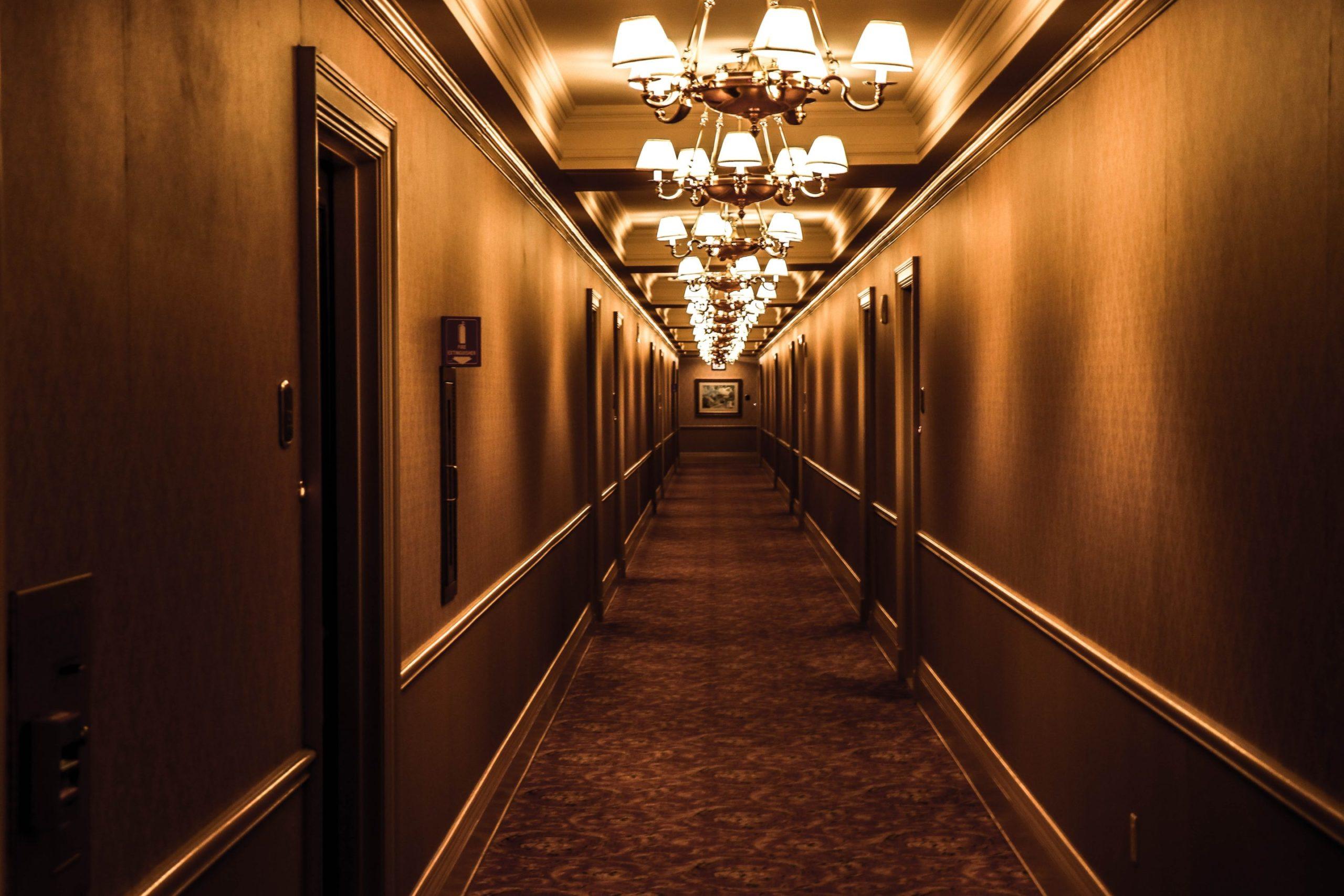 hotel light fixtures